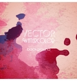 Abstract Colorful Blurred Background vector image vector image
