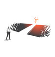 personal development business motivation vector image