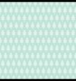 white leaf pattern in blue background design vector image