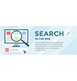 Search Information objects for infographic vector image