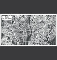 cairo egypt city map in retro style vector image vector image
