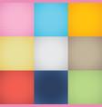 set gradient halftone background vector image vector image
