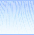 pale blue background with wavy strips vector image vector image