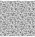 rap - seamless background vector image vector image