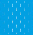 tower pattern seamless blue vector image vector image