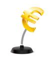 Euro souvenir vector image vector image