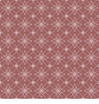 White Vintage Flowers On Dark Pink Background vector image vector image