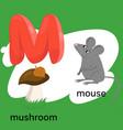 letter m child s alphabet graphics