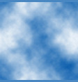 seamless sky vector image vector image