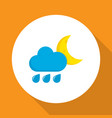 shower icon flat symbol premium quality isolated vector image