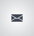 mail message logotype vector image