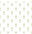 seedling pattern seamless vector image vector image