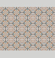 colorful mosaic tiled background vector image vector image