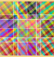 multicoloured patterned texture vector image