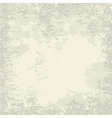 Watercolor aging paper texture vector image