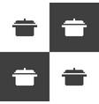 pan icon simple vector image vector image