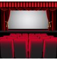 Theatre vector image vector image