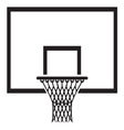 Basketball1 vector image
