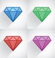 Diamond symbol vector image