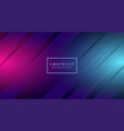 abstract diagonal futuristic background vector image