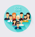 Business Team Business people and business vector image vector image
