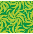 Abstract green pattern vector image vector image