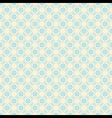 creative retro flora design pattern background vec vector image vector image