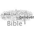 can society live bible today vector image vector image