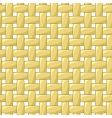 seamless weaving pattern vector image
