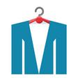 women executive jacket vector image