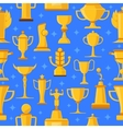 Awards And Cups Seamless vector image