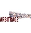 legal adsense arbitrage arbitrage your income vector image vector image
