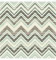 Retro zig zag textured vector image vector image