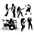 Rock musicians vector | Price: 1 Credit (USD $1)