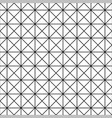 seamless grid texture - simple linear pattern vector image vector image