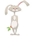 Cartoon character rabbit