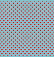 Repeating heart pattern design background - love