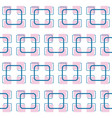 squares seamless pattern background vector image