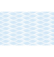 abstract wavy winding blue and white background vector image