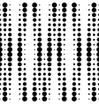 halftone seamless vector image
