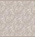 paisley beautiful seamless background vector image