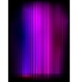 Aurora borealis background EPS 10 vector image vector image