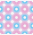 seamless pattern blurred vector image