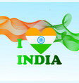 independence day india creative vector image