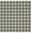 Dark tartan pattern vector image vector image