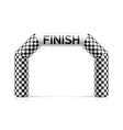 inflatable finish line arch archway