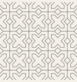 seamless geometric pattern contemporary vector image