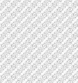 Slim gray diagonal swirls vector image vector image
