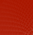 Red Caviar Background vector image vector image