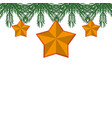 christmas related icon image vector image